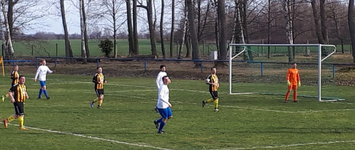 ASV Wintersdorf –SV Elstertal Bad Köstritz 1:2 ( 1:1)
