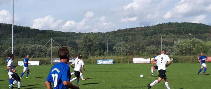 SV Elstertal Bad Köstritz– SV Eintracht Eisenberg II 0: 4 (0:2)