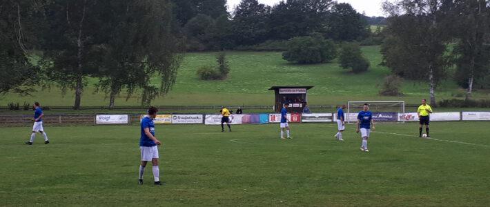 SG SV Thüringen Weida II – SV Elstertal Bad Köstritz 1:2 (0:1)