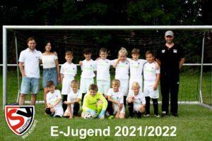 E Jugend 2021-2022